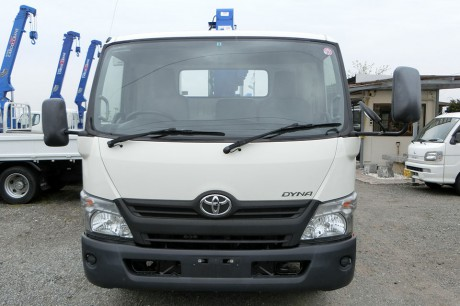 平成25年式・トヨタダイナ・タダノZE264HR・クレーン付車