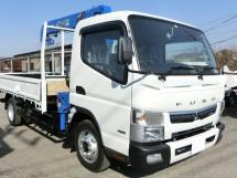 平成30年式・三菱キャンター・ZE264HR・クレーン付車