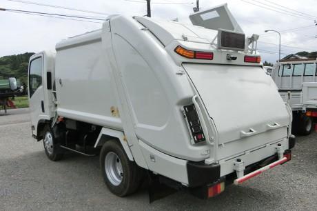 平成21年式・いすゞエルフ・NKR85AN・プレスパッカー