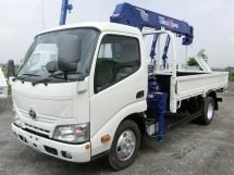 平成23年式・トヨタダイナ・タダノZR264HE・クレーン付車