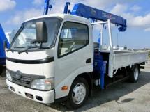 平成22年式トヨタダイナ タダノZR264HEクレーン付車