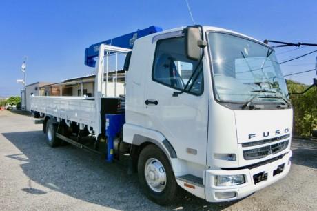 平成21年式三菱ふそうタダノZR304HEクレーン付車