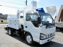 平成18年式いすゞエルフ高所作業車NKR81AN