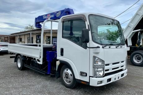 平成25年式いすゞエルフ タダノZR264HE付クレーン車