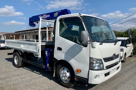 平成25年式 日野デュトロ タダノZR294HE付 クレーン車