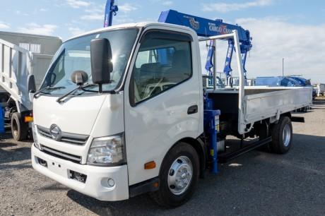 平成24年式 日野デュトロ タダノZR294HE付クレーン車