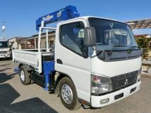 平成21年式 三菱キャンター タダノZR264HE R/J付クレーン車