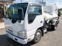 平成27年式いすゞエルフ モリタエコノス バキュームカー